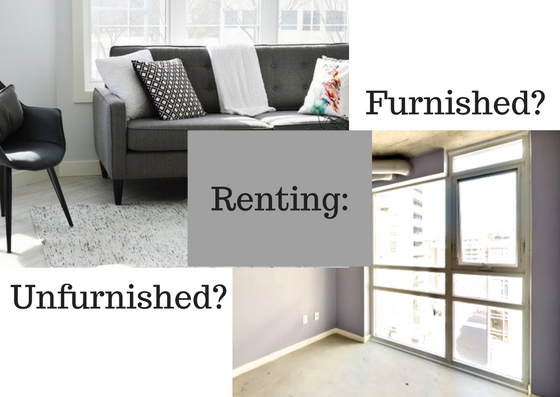 Charming So, Consider These Factors When Your Are Planning To Rent Out Your Condo.  In A City Like Toronto There Is More Demand For Unfurnished, So If You Want  To ...